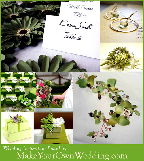 make your own wedding decorations green wedding ideas make your own wedding 5645